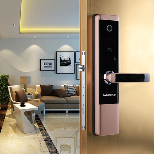 Fingerprint Door Lock System