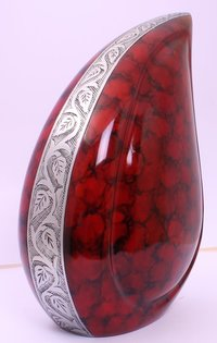 Tear Drop Urn For Ashes / Tear Drop Urn