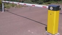 road boom barrier