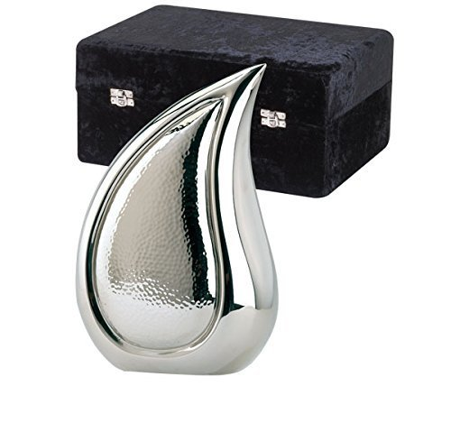 Brass Tear Drop Cremation Urn