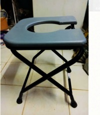 Cut Commode Stool