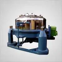Vertical Centrifuge Machine