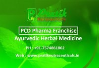 Herbal Pharmaceutical PCD Franchise