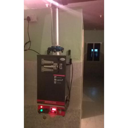 Ultra Slim Sanitary Napkin Destroyer Machine