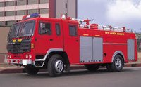 fire vehicle