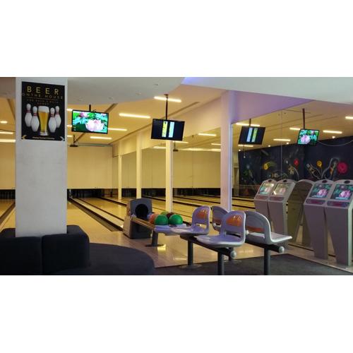 Refurbished Bowling Lanes