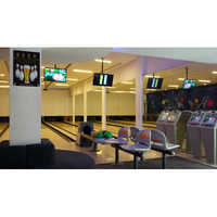 Refurbished Bowling Lanes