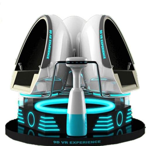 9D Virtual Reality Cinema Machine