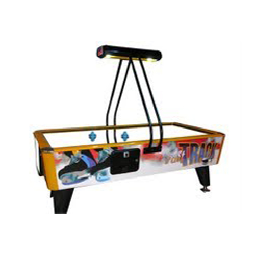 Double Fast Track Air Hockey Table
