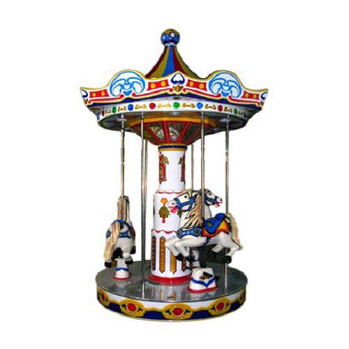 Horse Carousel Game