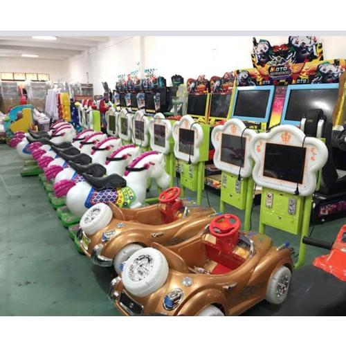 Video Arcade Game Machine