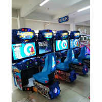 Overdrive Arcade Game Machine
