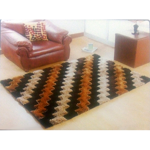 Coffee Black 3D Carpets