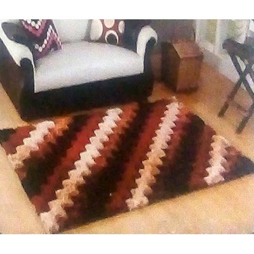 Maroon 3D Carpets