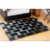 Black 3D Designer Carpets