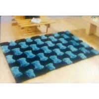 Blue 3D Carpets