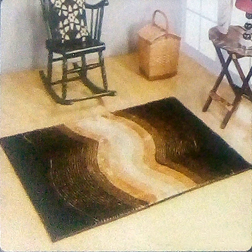 Coffee Rainbow Carpets