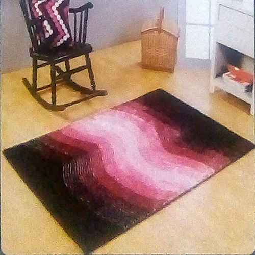 Wine Rainbow Carpets