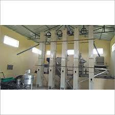 Fully Automatic Rice Plant
