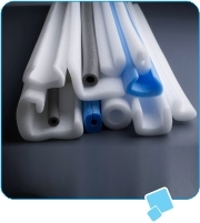 Supreme Extruded Polyethylene foam profiles