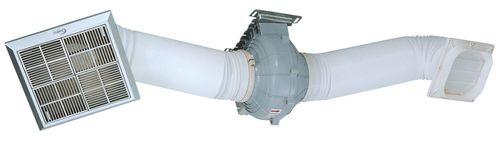 Inline Fan DP 820 - 55 / 161