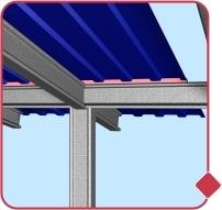Supreme Gap Filler in Roofing System