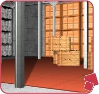 Supreme Wapour Absorption Floorguard