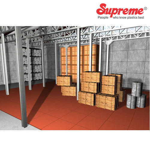Supreme High Compression Strenght Floor Mat