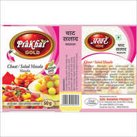 Prakhar Gold 50g  Chaat Salad  Masala
