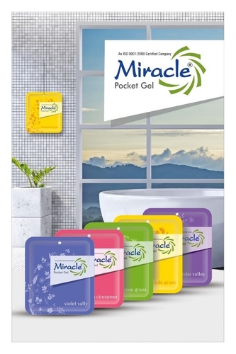 Different flavor aer pocket gel
