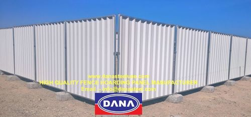 Fence Hoarding Panel Supplier in UAE