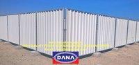 Fence Hoarding Panel Supplier in UAE