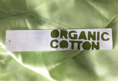 Canvas Fabric Hang Tag