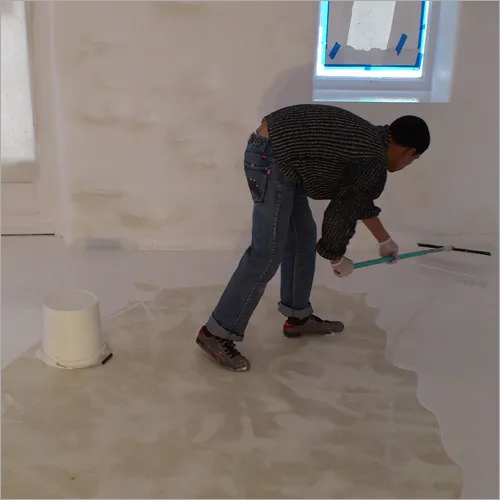 Epoxy Screed Coating