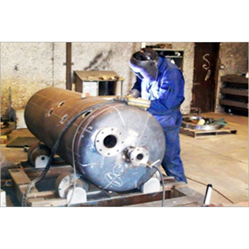 Fabrication of Tank & Vessel