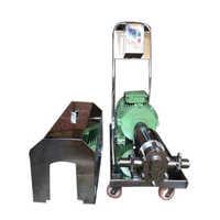 Gear Motor Direct Coupled Lobe Pump