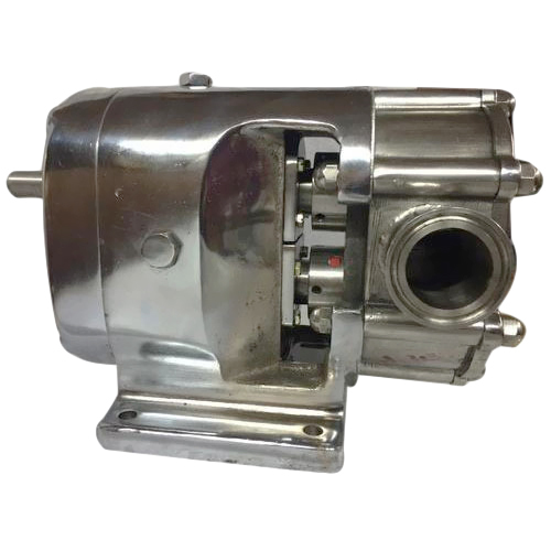 MSE Electroplated Lobe Pump