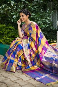 Trendy Kanchipuram Silk Sarees