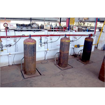 Amonia Gas
