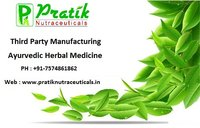 Third Party Manufacturing Ayurvedic Herbal medicine