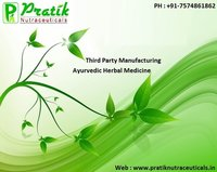 Third Party Manufacturing Herbal Ayurvedic Medicine