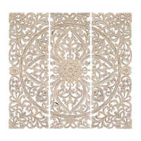 Decorative Carved Wall Art Panel