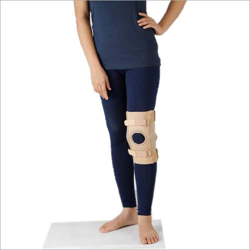 Patella Knee Hinged Support