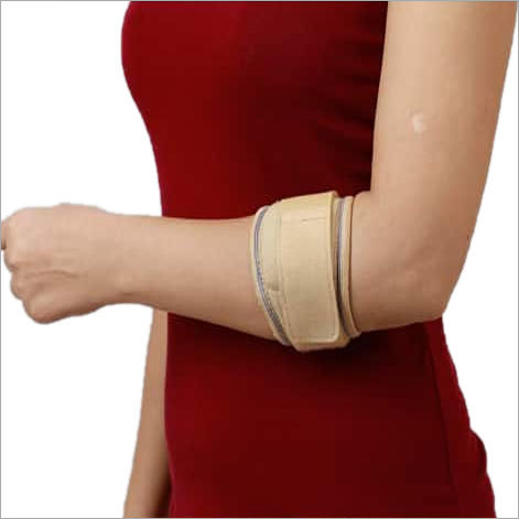 Tennis Elbow With Pressure Pad