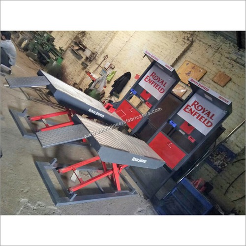 Hydraulic Scissor Table Lift