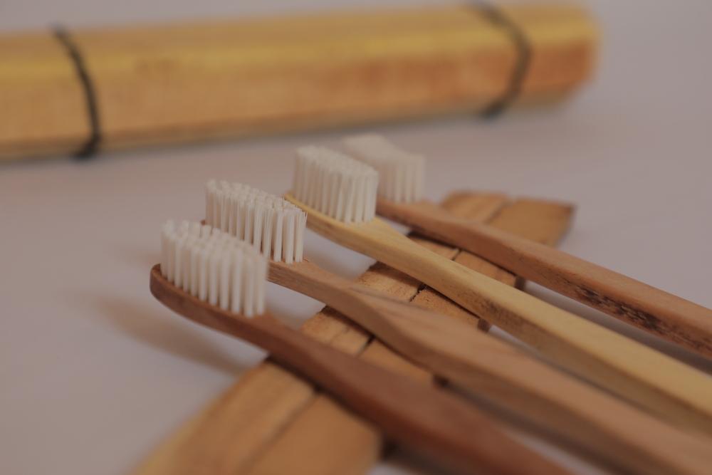 Wood Tooth brush