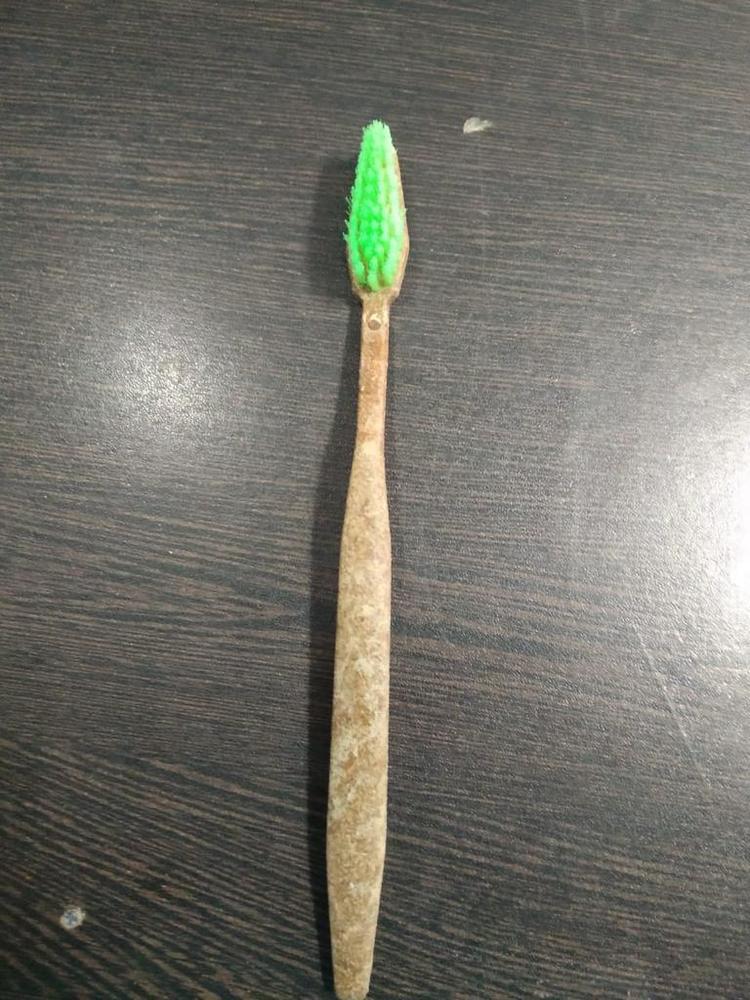 Biodegradable Toothbrush