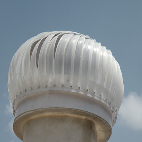 Wind Driven Turbo Ventilator