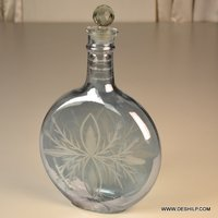 Decanter Vintage Crystal Glass Decanter