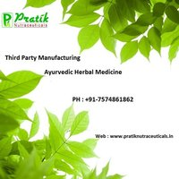 Third Party Manufacturing Ayurvedic Medicine